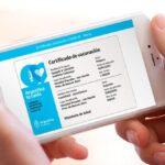 Cómo se tramita el certificado de vacunación digital